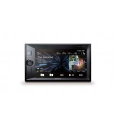 Sony autorádio XAV-V630BT multimediální, dot. display, XVid/MP3, USB/AUX, BT/NFC