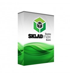 Skladový SW SKLADMAX GASTRO BASIC pro pokladní SW KASAMAX GASTRO
