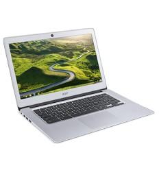 Acer Chromebook 14/N3160/4G/32GB/Chrome stříbrný