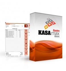 Pokladní SW KASAMAX GASTRO BASIC pro EET