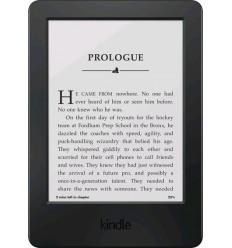 """Amazon Kindle 8 Touch, 6"""" E-ink, wi-fi, sponzorovaná verze, černá"""