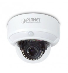 ICA-M4320P, DOME IP kamera H.265, 3Mpix CMOS Sony,zoom+AF, P-iris, IR20m, audio,PIR, I/O, uSD, PoE