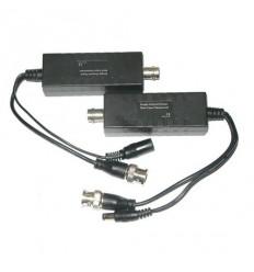 Přenos videa a napájeni po koax. vedení, Power over Coax (POC), pár, i pro AHD/CVI/TVI,výstup 12V/1A