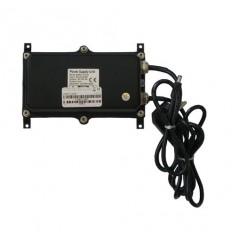 Vodotěsný zdroj 100-240V AC, výstup 12V/4A DC, IP66, včetně úchytu na stěnu