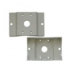 Držák na sloupy/stožáry, vhodný pro infračervené lampy, univerzalni, šroubový, do 13cm stožáru.