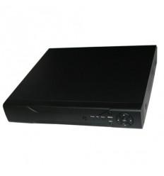 DVR 5in1, 4x AHD/CVI/TVI/PAL, 2Mpix@12fps, 4xAudio, 1xSATA, HDMI+VGA, CZ