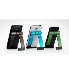 stojan na smartphony a tablety Cooler Master JAS Mini Stand, do 8'', zelený