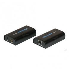 HDMI přenos po LAN,vysílač a přijímač, UDP Multicast,18Mbps@1080p, pár