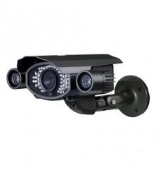 4in1 bullet kamera, 2Mpix Sony, 1/2.8 palce , 0.1lux, ICR 6-22mm, autoiris, DWDR, IR80m, IP66,černá