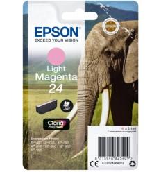 Epson Singlepack Light Magenta 24 Claira Photo Ink