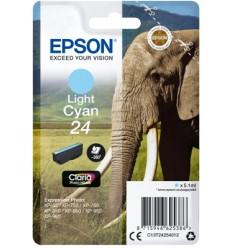 Epson Singlepack Light Cyan 24 Claria Photo HD Ink