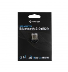 4World Bluetooth 2.0+EDR2.1 USB micro adapter