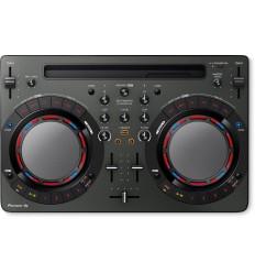 Pioneer DJ kontrolér s Rekordbox DJ černý
