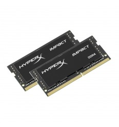 SO-DIMM 32GB DDR4-2666Hz CL15 HyperX Impact, 2x16GB