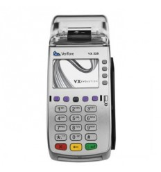 X-POS Platební terminál VX520 - GPRS + Ethernet + napájecí zdroj - SKLADOVKA