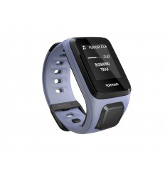 TomTom GPS hodinky Spark Fitness Cardio + Music (S), fialová