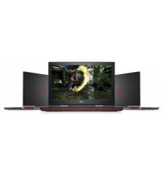 """Dell Inspiron 7567 15"""" UHD i7-7700HQ/8G/1TB+128GB SSD/GTX1050-4G/MCR/RJ45/HDMI/W10/2RNBD/Černý"""