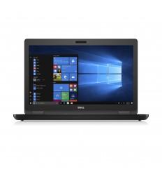 """Dell Latitude 5580 15"""" FHD i5-7300U/16G/512GB SSD/SCR/MCR/HDMI/VGA/USB-C/W10P/3RNBD/Černý"""