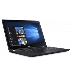 """Acer Spin 3 - 15,6T""""/i3-7100U/4G/256SSD/W10 černý"""
