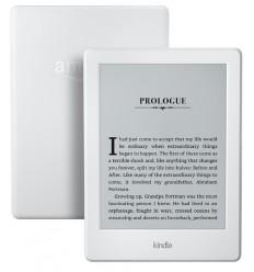"""Amazon Kindle 8 Touch, 6"""" E-ink, wi-fi, sponzorovaná verze, bílá"""