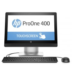 HP ProOne 400 G2 AIO touch Intel 20""