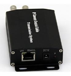 LAN over Coax, 100Mbps, neomezeně zařízení v jednom koax. segmentu, až na 2km