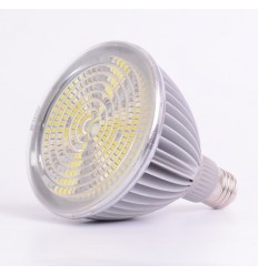 NN-LED žárovka PAR E27, 240V, 20W, 1200lm, NW