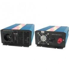 Měnič napětí Carspa P600-24 24V/230V 600W, čistá sinusovka