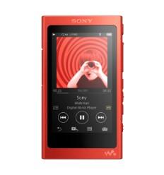 Sony MP4 16GB NW-A35HN červený ,Hi-res + sluchátka