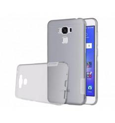 Nillkin Nature TPU Pouzdro Grey pro Asus Zenfone 3 Max ZC553KL