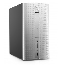 HP Pavilion 570-p050nc i5-7400/8GB/1TB/DVD/NV/2RServis/W10
