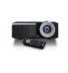 DELL 4320 širokoúhlý projektor/ WXGA/ DLP/ 4300 ANSI/ 2400:1/ VGA/ HDMI/ černý/ 2YNBD on-site
