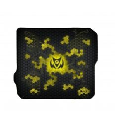 C-TECH ANTHEA, herní podložka, obšité okraje, žlutá