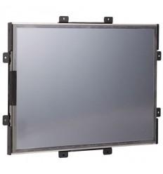 15 palce TFT touch monitor, VGA/DVI/HDMI/S-Video, rezistivní 5-wires, pro vestavbu, VESA 100