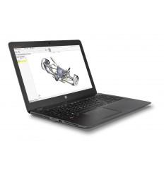 HP ZBook G4 15u G4 FHD/i7-7500U/16GB/500SSD/ATI W4190/VGA/DP/RJ45/WFI/BT/MCR/FPR/3RServis/W10P