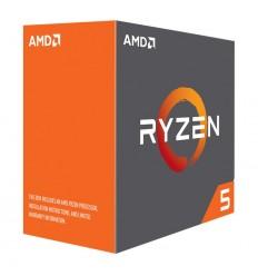 CPU AMD Ryzen 5 1600X 6core (3,6GHz) bez chladiče