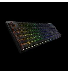 ASUS keyboard Cerberus Mech RGB BROWN(US layout) + dárek ASUS CERBERUS Pad SPEED