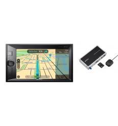 Sony autorádio XNV-KIT631 dot. display BT/NFC