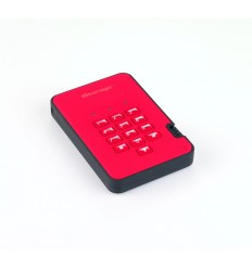 diskAshur2 256-bit 500GB - Red