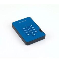 diskAshur2 256-bit 2TB - Blue