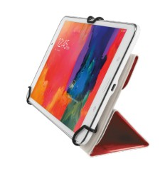 """TRUST Aexxo Universal Folio Case for 9.7"""" tablets - red"""