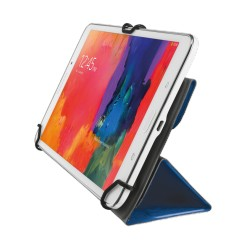 """TRUST Aexxo Universal Folio Case for 9.7"""" tablets - blue"""