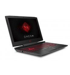 HP Omen 15-ce011nc FHD i7-7700HQ/16GB/512SSD+1TB/NV/2Rservis/W10-shadow black