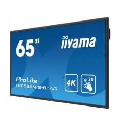 "65"" LCD iiyama ProLite TE6568MIS-B1AG -4K,IPS,USB"