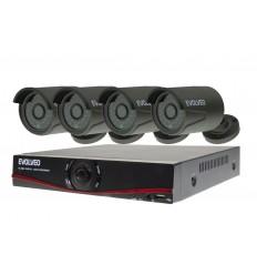 EVOLVEO Detective D04, NVR kamerový systém
