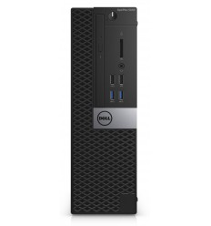 Dell Optiplex 5040 SF i3-6100/4G/1TB/HDMI/DP/DVD/W7P+W10P/4R-NBD PrSu