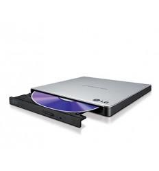 DVDRW LG GP57ES40 8x USB externí slim stříbrná