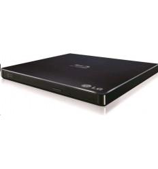 BD-RW LG BP55EB40 USB, externí, slim, černá