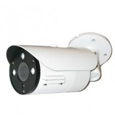 4in1 bullet kamera, 2Mpix Sony 1/2.9 palce , ICR 2,8-12mm, IR 40m, DWDR, IP66, OSD, bílá