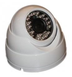 4in1, dome kamera, Sony 2Mpix, 1/2.9 palce , 0.1lux, ICR 3,6mm, IR 20m, IP66, bilá